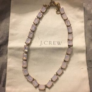 J.Crew Pink Necklace